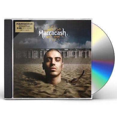 MARRACASH 10TH ANNIVERSARIO CD