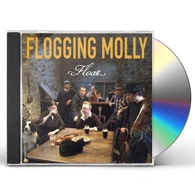 Flogging Molly FLOAT CD