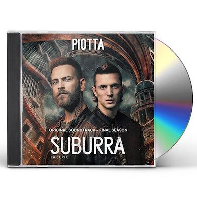 Piotta SUBURRA CD