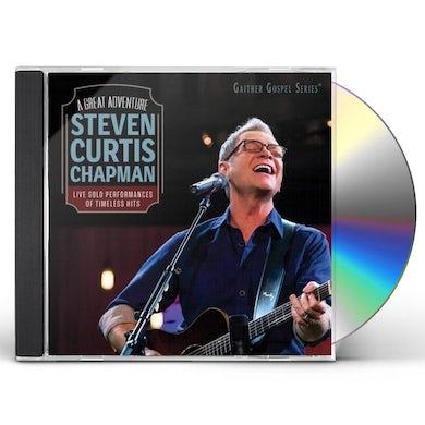 Steven Curtis Chapman A Great Adventure CD