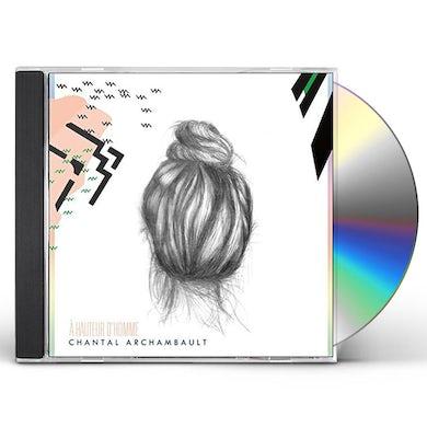 Chantal Archambault HAUTEUR D'HOMME CD
