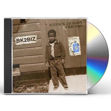 Icepack Jackson BK2BIZ CD