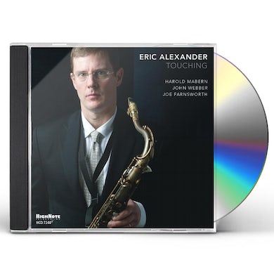 Eric Alexander TOUCHING CD