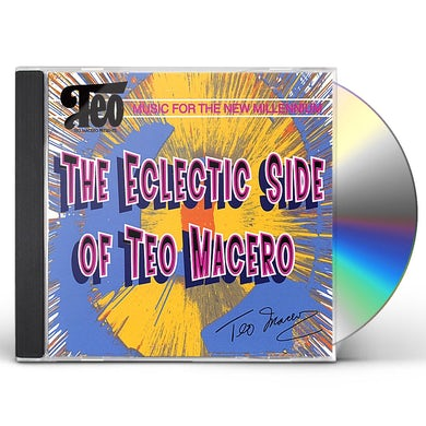 ECLECTIC SIDE OF TEO MACERO CD