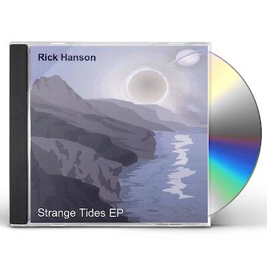 Rick Hanson STRANGE TIDES EP CD