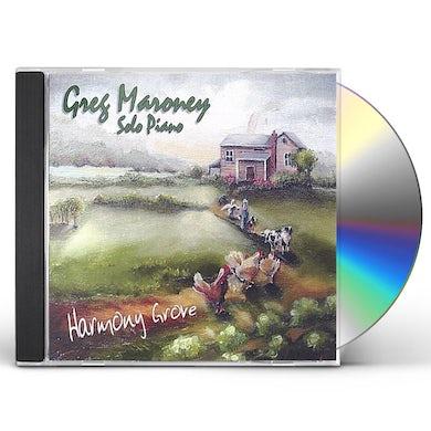 Greg Maroney HARMONY GROVE CD