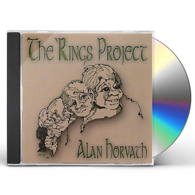 Alan Horvath RINGS PROJECT CD