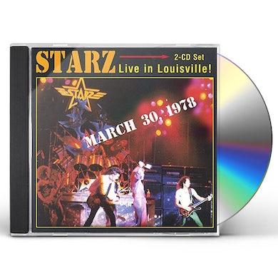 Starz LIVE IN LOUISVILLE CD