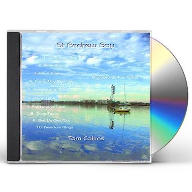 Tom Collins ST. ANDREW BAY CD