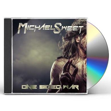 Michael Sweet ONE SIDED WAR CD