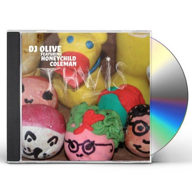 DJ Olive THWIS CD