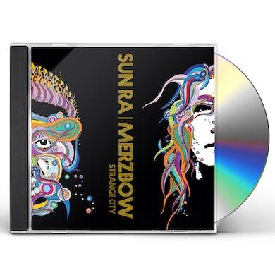 Sun Ra / Merzbow STRANGE CITY CD