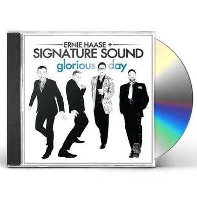 Ernie Haase & Signature Sound GLORIOUS DAY CD
