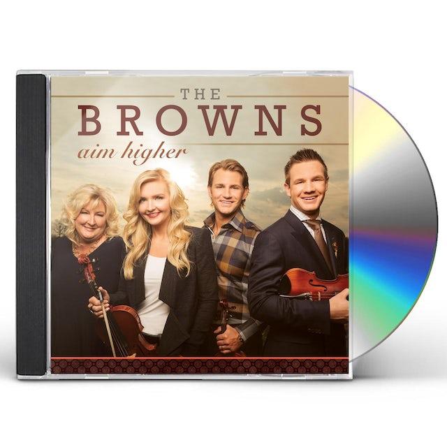Browns AIM HIGHER CD