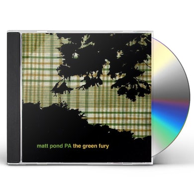 Matt Pond PA GREEN FURY CD