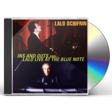 Lalo Schifrin INS & OUTS / LALO LIVE AT THE BLUE NOTE CD