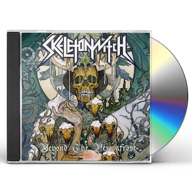 Skeletonwitch BEYOND THE PERMAFROST CD