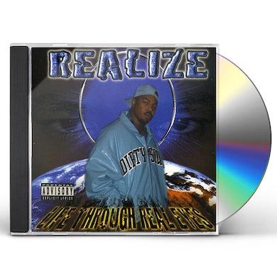 Realize LIFE THROUGH REAL EYES CD