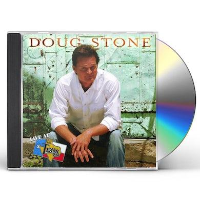 Doug Stone LIVE AT BILLY BOB'S TEXAS CD