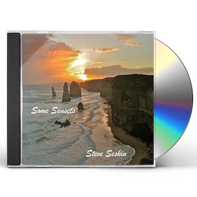 Steve Seskin SOME SUNSETS CD