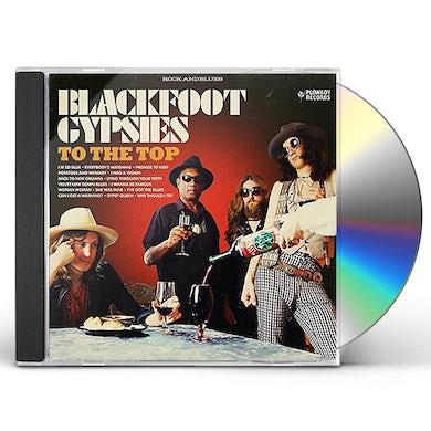 BLACKFOOT GYPSIES TO THE TOP CD
