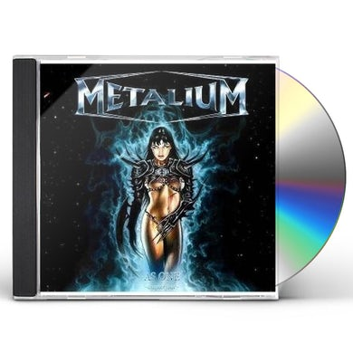 Metalium AS ONE CD