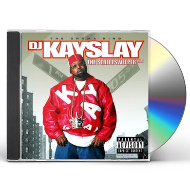 DJ Kayslay STREETSWEEPER 1 CD