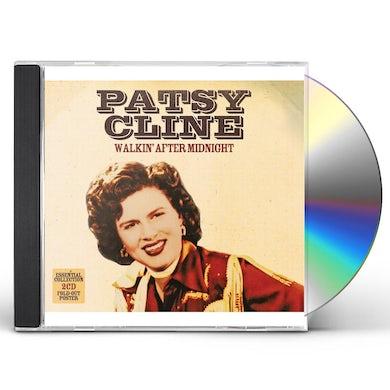 Patsy Cline WALKIN' AFTER MIDNIGHT CD
