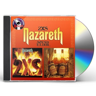 Nazareth 2XS / SOUND ELIXIR CD