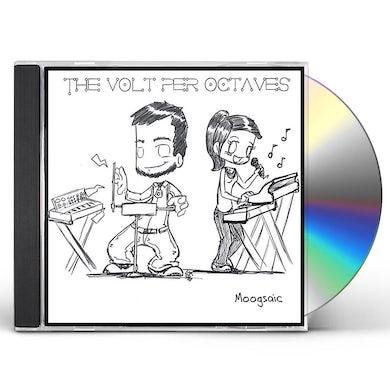 VOLT PER OCTAVES MOOGSAIC CD