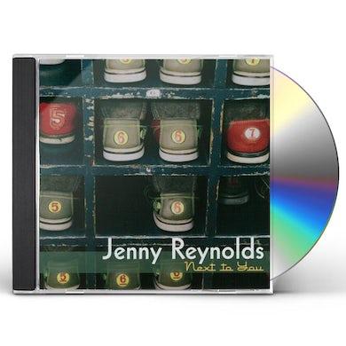 Jenny Reynolds NEXT TO YOU CD