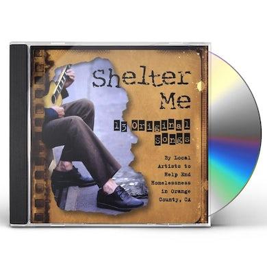 Compilation SHELTER ME CD