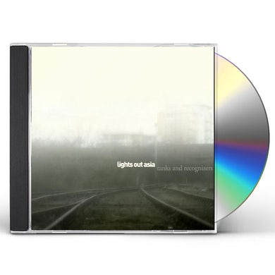 Lights Out Asia TANKS & RECOGNIZERS CD