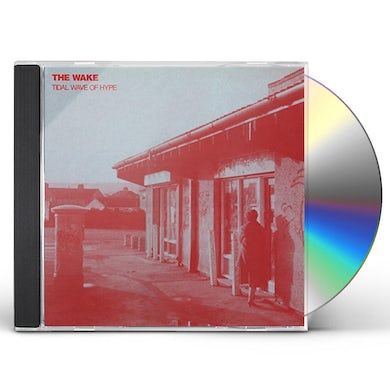 Wake TIDAL WAVE OF HYPE CD