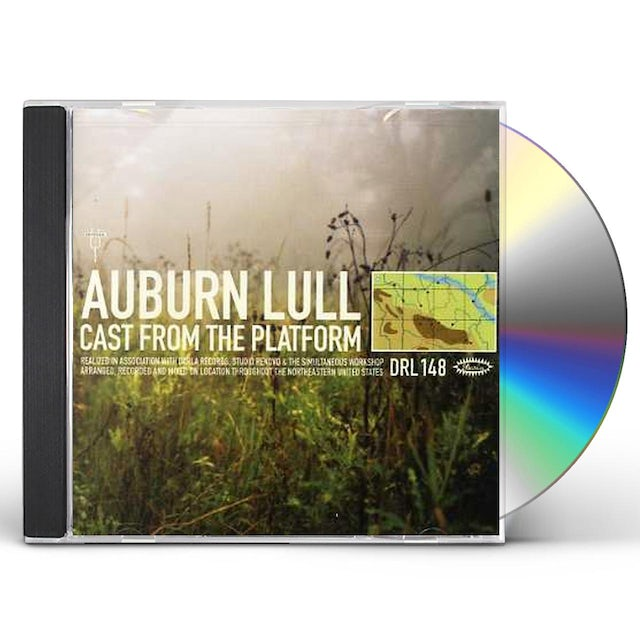 Auburn Lull CAST FROM THE PLATFORM CD