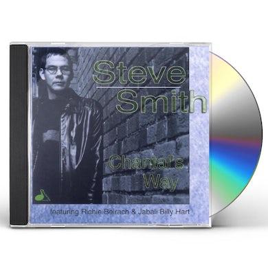 Steve Smith CHANTAL'S WAY CD