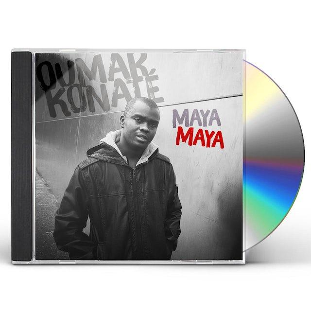 Oumar Konate MAYA MAYA CD