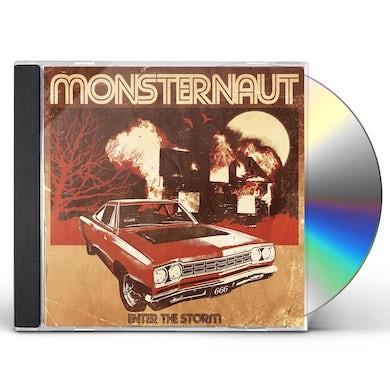 MONSTERNAUT ENTER THE STORM CD