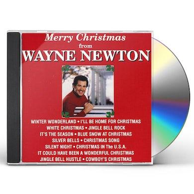 MERRY CHRISTMAS FROM WAYNE NEWTON CD