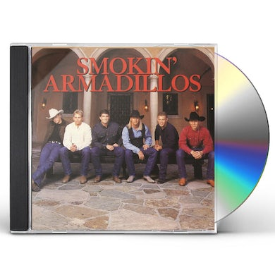 SMOKIN ARMADILLOS CD