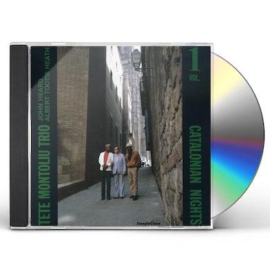 Tete Montoliu CATALONIAN CD