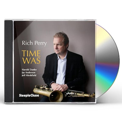 Rich Perry TIME WAS CD