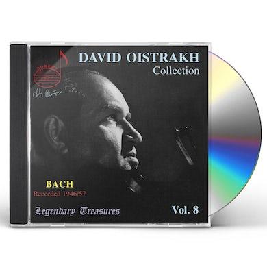 David Oistrakh COLLECTION 8 CD
