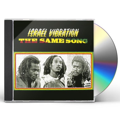 Israel Vibration SAME SONG PLUS CD
