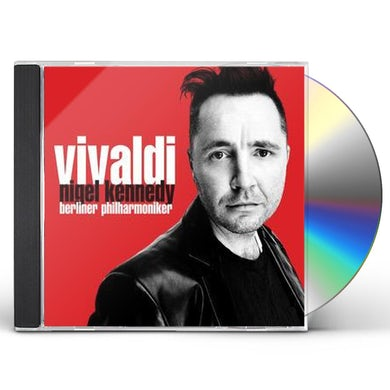 Nigel Kennedy VIVALDI ALBUM CD
