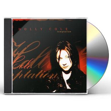 Holly Cole TEMPTATION CD
