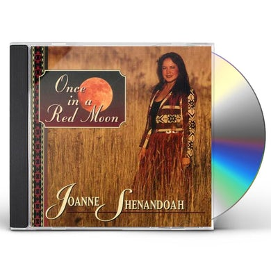 Joanne Shenandoah ONCE IN A RED MOON CD