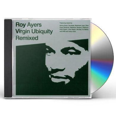 Roy Ayers VIRGIN UBIQUITY REMIXED CD