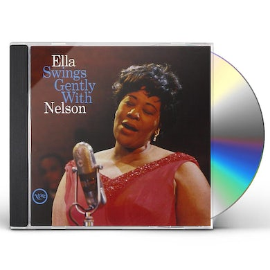 Ella Fitzgerald / Nelson Riddle SWINGS GENTLY WITH NELSON CD