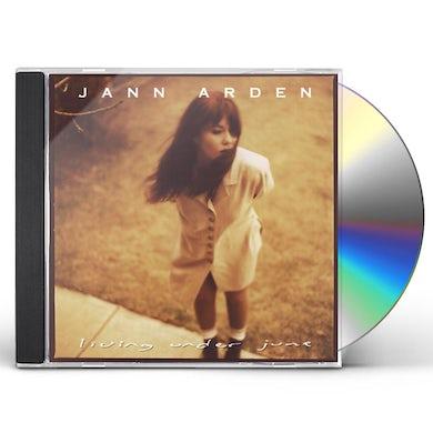 Jann Arden LIVING UNDER JUNE CD